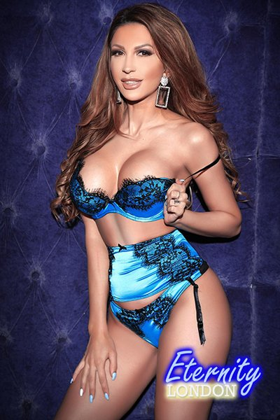 34C Slim Party Role Play London Escort Jennison